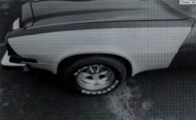 Spectre BGW Ltd  - Camaro and Firebird